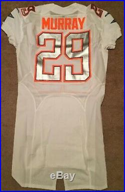 Demarco Murray Dallas Cowboys Game Issued Pro Bowl Jersey, NFL COA