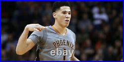 Devin Booker 2015-16 Phoenix Suns Rookie Issued Game Authentic Jersey PSU02039