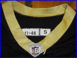 Drew Brees Pro Cut Game Issued 2011 New Orleans Saints Jersey, Rare
