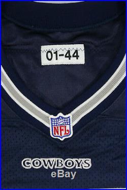 new concept e8b05 d0b8b Emmitt Smith 2001 Dallas Cowboys Team Game Issued Home ...