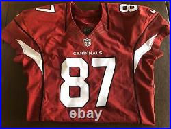 Game Issued NFL Jersey Troy Niklas, Arizona Cardinals
