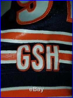 Game Issued Reebok Chicago Bears Tommie Harris Home Jersey Size 48