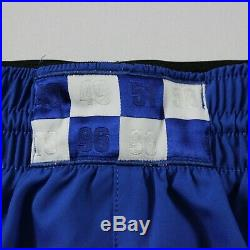 Game Worn Kentucky Wildcats 42 +4 Nike Shorts Andrew Harrison Team Issue Jersey