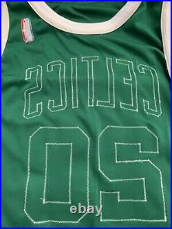 Gary Payton 2004-2005 Game Issued/used Boston Celtics Jersey Autographed NBA BGS