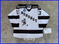 Hershey Bears 2018 AHL Outdoor Classic Game Issued Authentic Jersey