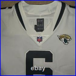 Jacksonville Jaguars Game Issued Jake Luton Jersey 2020