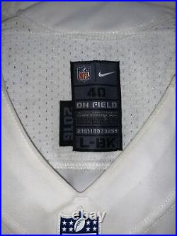 James Conner Pittsburgh Steelers Game Issued On Field Nike Jersey 2016 NFL