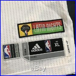 Jason Kidd Game Issued Latin Nights Knicks Jersey Used Worn