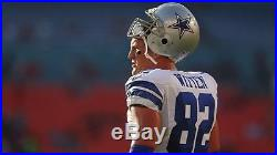 Jason Witten Autographed Game Issued Nike Football Jersey 2016-44 Skill PSA COA