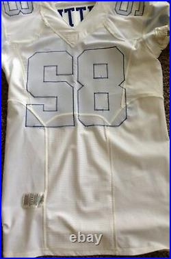 Jason Witten Game Issued Nike Jersey From Dallas Cowboys, Future Hall Of Famer