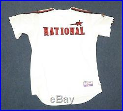 Jeff Kent Signed 2004 All Star Game Issued Jersey AUTO JSA + Grey Flannel LOA