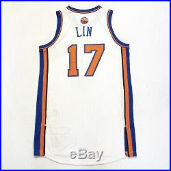 Jeremy Lin Adidas Latin Nights Knicks Team Issued Pro Cut Jersey Game Used Worn