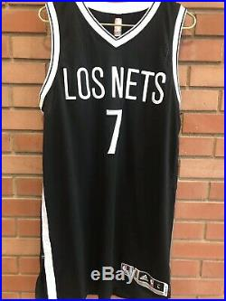 Jeremy Lin Brooklyn Nets Game Issued Los Suns Jersey