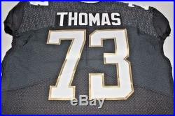 Joe Thomas 2016 Team Irvin Game Issued Pro Bowl Jersey