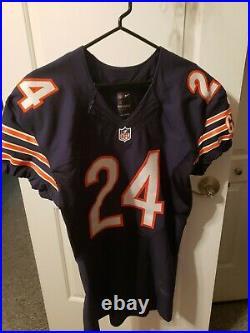 Jordan Howard Bears Rookie NFL Game Issued Player Jersey