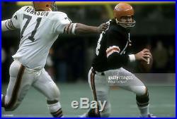 KEN ANDERSON 1970s Game Used Issued JERSEY Cincinnati Bengals Vintage Durene COA