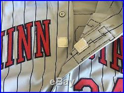 Kirby Puckett Twins 1989 Jersey Game Issued Un Used Un Worn Pro Cut Rawlings 44