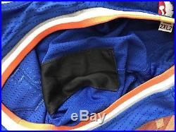 Knicks Nueva York Porzingis Team Issued Pro Cut Game Jersey 70th Adidas Rev30