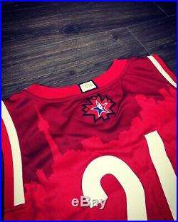 Kobe Bryant Game Issued Jersey 2016 All Star Game Team Toronto Lakers Used Worn