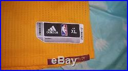 Kyrie Irving Adidas Cleveland Cavaliers 2014 X mas Game Issue Jersey