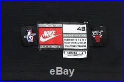 Michael Jordan 1998 Signed Game Issued Chicago Bulls Jersey Shorts Uniform Uda
