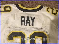 Marcus Ray 1998 Michigan Wolverines Game Team Issue Nike Jersey Size 44