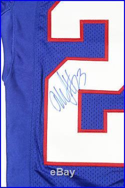 Marshawn Lynch 2009 Signed Game Issued Buffalo Bills Worn Jersey Uniform Loa