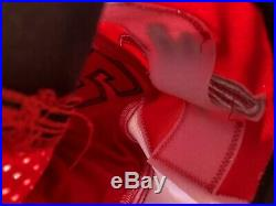 Matt Ryan Super Bowl LI 51 Game Issued Jersey Patch Falcons RARE