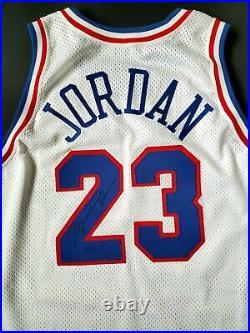 Michael Jordan 1992 NBA All-star Game Issued Procut Jersey Shorts Chicago bulls
