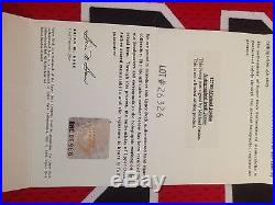 Michael Jordan Signed Auto Jersey Game Issued Pro Cut 1995-96 Champion UDA