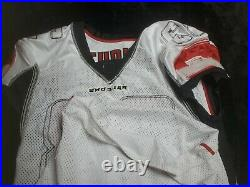 Michael Turner Atlanta Falcons Game / Team Issued Jersey