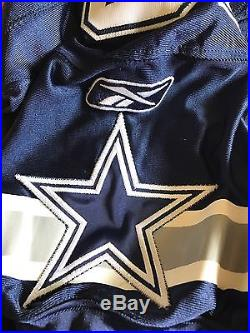 NFL Game Issued Dallas Cowboys Terrell Owens