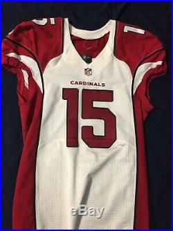 NFL game issued/worn jersey Michael Floyd