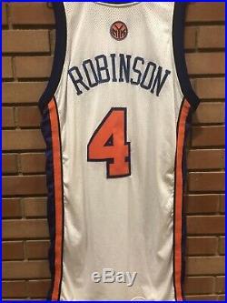 Nate Robinson 2009 New York Knicks Latin Nights Game Issued Jersey. Game Worn