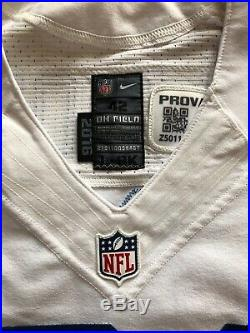 Nike 2016 Dallas Cowboys Game Issued Jersey 21 Zeke Elliott