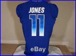 Nike Game Issue Julio Jones Atlanta Falcons 2018 NFL Pro Bowl Football Jersey 42