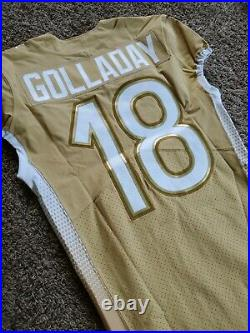 Nike Team Issued Kenny Golladay Lions 2019 Pro Bowl NFL Jersey Error Sz 38 Game