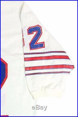 O. J. Simpson 1973 Buffalo Bills Game Issued Jersey From 2000 Yard Season