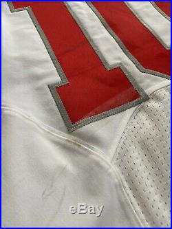 Ohio State Buckeyes NOT Game Worn Used 2013 Team Issued Promo Alternate Jersey
