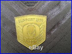 Oregon Ducks Game Football Jersey Authentic Nike Team Issued Support Our Troops