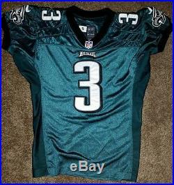 Oregon / Philadelphia Eagles QB Dennis Dixon #3 Team Issued Nike Game Jersey