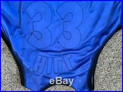 Orlando Magic Grant Hill #33 00/01 Champion Signed Auto Game Used Issued Jersey