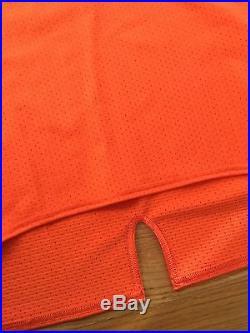 Peyton Manning Nike Team Game Issued Broncos 2013 MVP Jersey RARE
