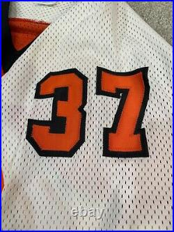 Philadelphia Flyers Vintage Game Issued Eagle Mesh Pro Authentic NHL Jersey