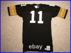 Pittsburgh Steelers 1983 Team Issued Game Jersey Medalist Sand-knit Pristene