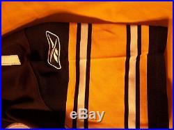 Rare Steelers Ben Roethlisberger 2006 Team Issued Game Jersey Winter Hand Warmer
