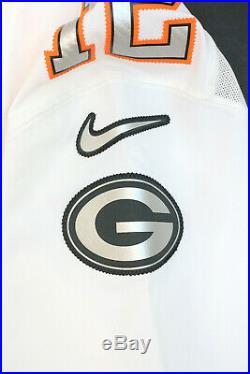 Rare Aaron Rodgers Green Bay Packers 2014 Pro-bowl Game Issued Back-up Jersey