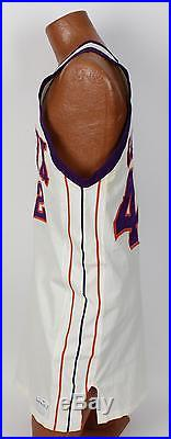 Rare Phoenix Suns Connie Hawkins Prototype Game Issued Jersey COA