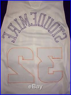 Reebok 2004-05 Amare Stoudemire Phoenix Suns Game Issued Jersey Size 50+4