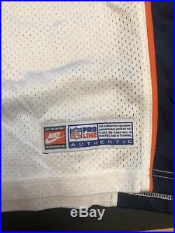 Rod Smith GAME WORN/Issued Denver Broncos Jersey